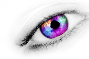 Bunte-Kontaktlinsen