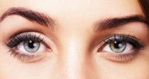 Graue Kontaktlinsen – graue augen