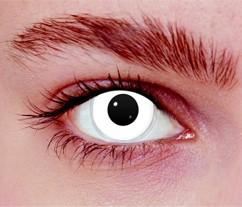 weiße-kontaktlinsen